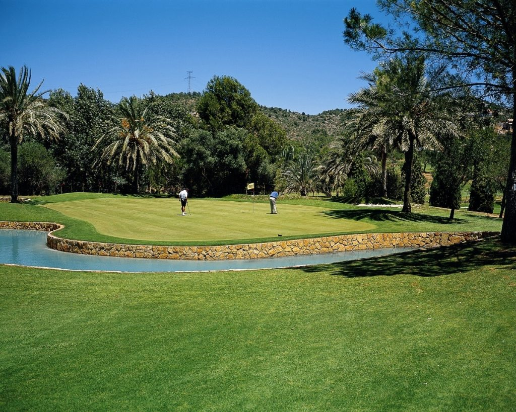 Club de golf Mediterráneo