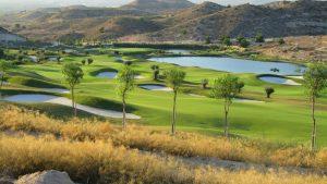 Font del Llop, Campo del Golf Alicante